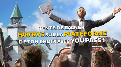 Concours FARCRY 5 : 2 editions à gagner !